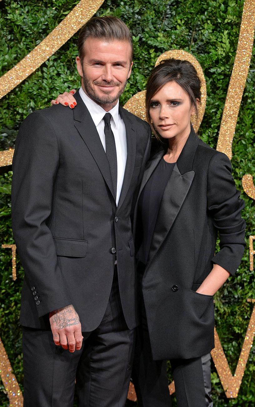 Beckhamowie przeżywają kryzys /Anthony Harvey /Getty Images