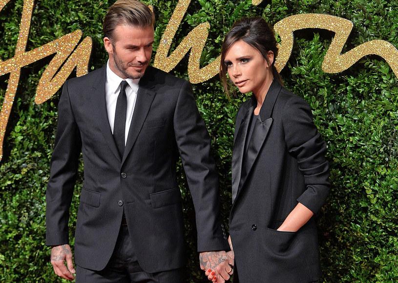 Beckhamowie są małżeństwem od 18 lat /Anthony Harvey /Getty Images