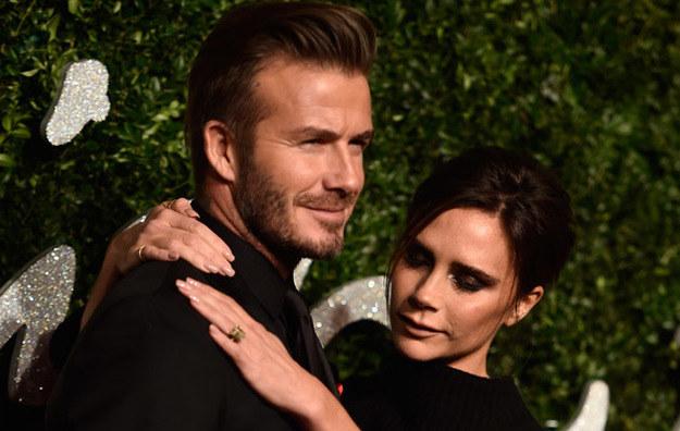 Beckhamowie szykują się do rozwodu?! /Pascal Le Segretain /Getty Images