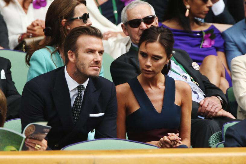 Beckhamowie /Matthew Stockman /Getty Images