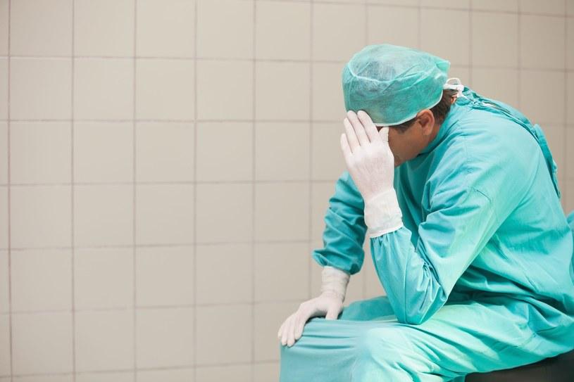Będą ułatwienia w podejmowaniu pracy dla lekarzy z Ukrainy? /123RF/PICSEL