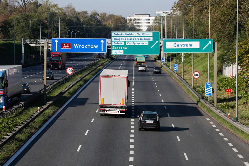Będą zmiany w poborze opłat za autostrady /Tomasz Kawka /East News