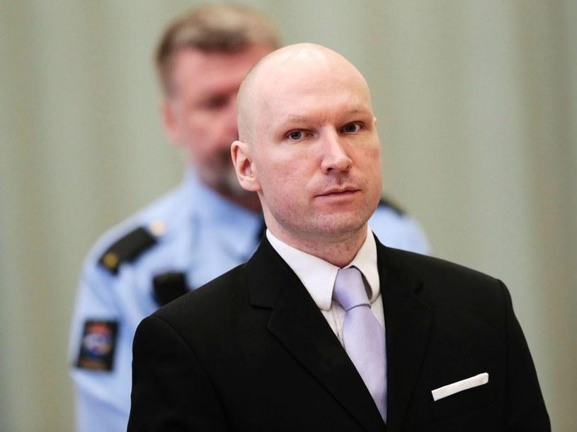 Będzie apelacja od wyroku ws. Andersa Breivika /AFP