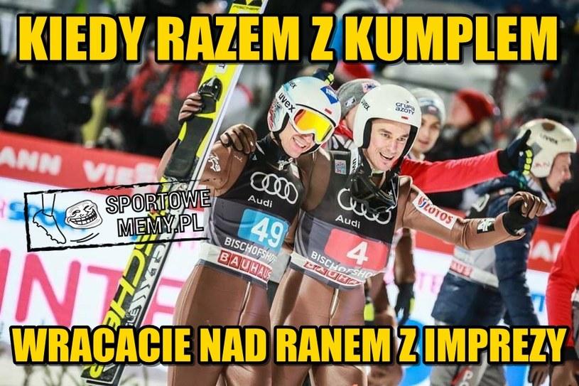 Będzie co świętować! /Sportowememy.pl /Internet