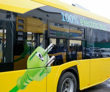 Będzie dwa razy więcej autobusów zeroemisyjnych