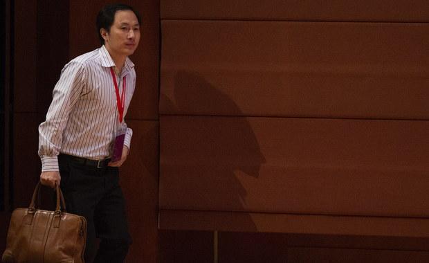 Będzie kara za edycję genów chińskich bliźniaczek