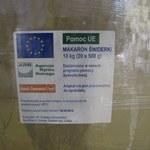 Będzie mniej pomocy żywnościowej z UE