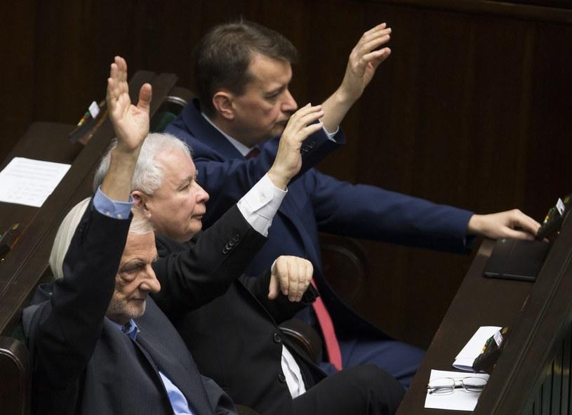 Będzie nowy system informatyczny do obsługi głosowań /Andrzej Iwańczuk /Reporter