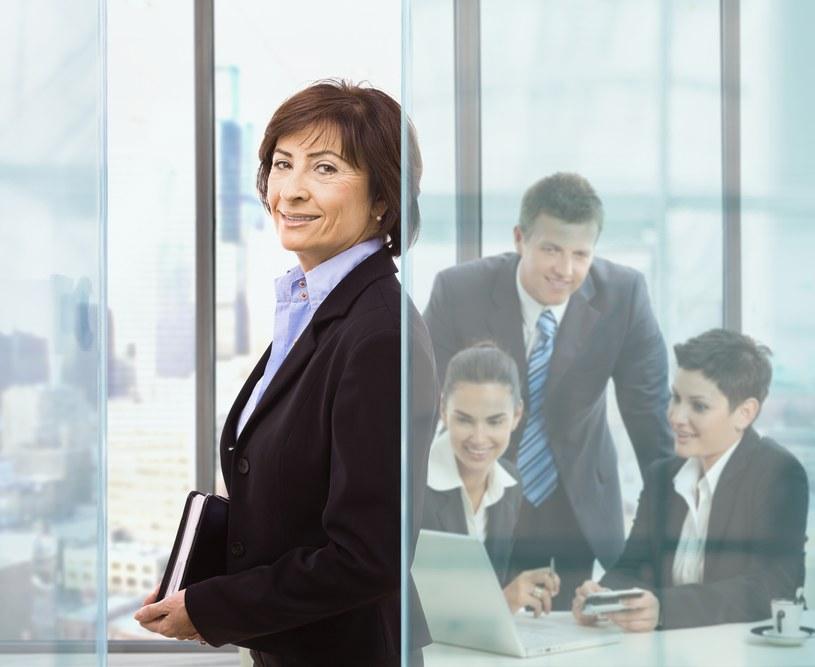 Będzie praca dla osób, które skończyły 50 lat? /StockLite /© Glowimages