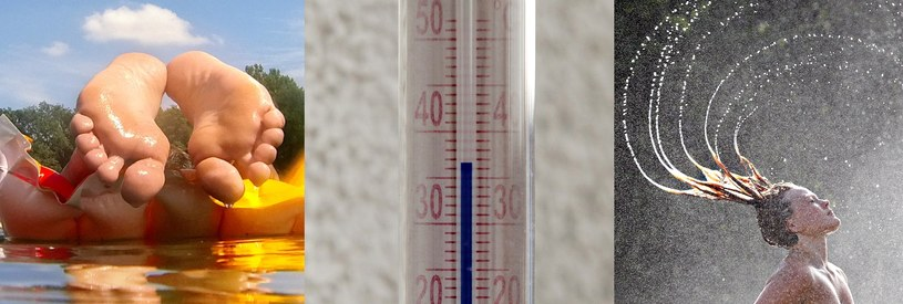 Będzie wyjątkowo gorąco. AFP/PAP, fot. Jakub Kaczmarzyk /AFP