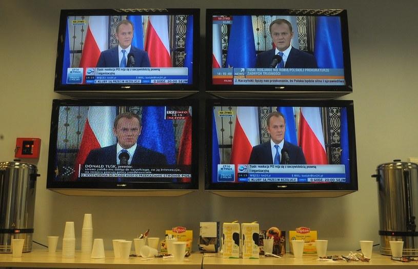 Będziemy płacić za możliwość oglądania telewizji /Witold Rozbicki /Reporter