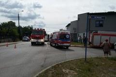 Będzin: Zderzenie dwóch autobusów