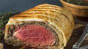 Beef Wellington– polędwica w cieście