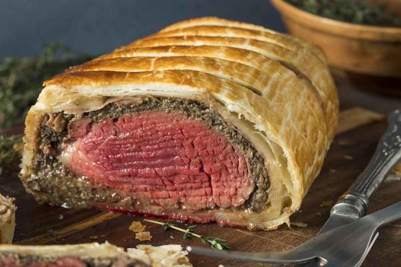 Beef Wellington /123RF/PICSEL