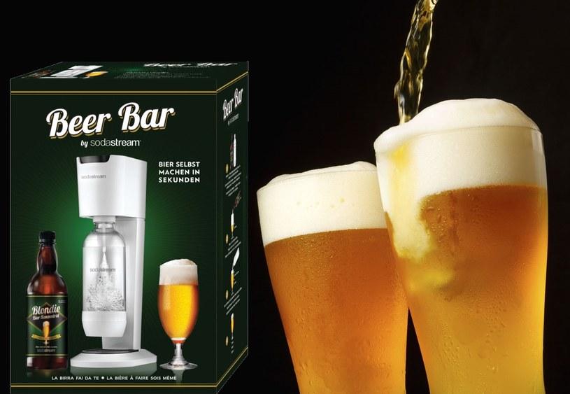 """Beer Bar - dla tych, którzy chcą """"warzyć"""" w domu szybko i bezboleśnie /materiały prasowe"""