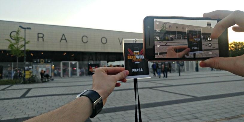 Beercepcja. Festiwal po raz pierwszy odbywał się na stadionie piłkarskim. Wybrano obiekt Cracovii /LG G5 /INTERIA.PL