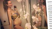 Behati Prinsloo jest w kolejnej ciąży