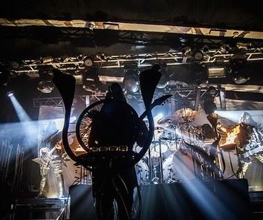 """Behemoth i """"Polish Satanist Tour"""" - Kraków, 9 października 2014 r."""