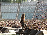 Behemoth na scenie /INTERIA.PL