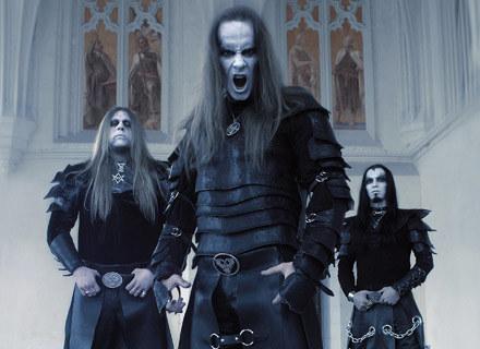 Behemoth (Nergal w środku) /Krzysztof Sado Sadowski