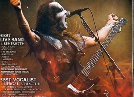 """Behemoth rządzi - fragment zestawienia """"Terrorizera"""" /"""