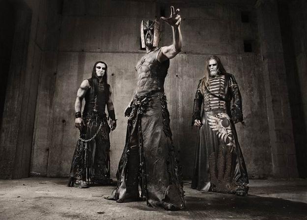Behemoth zbiera siły /Oficjalna strona zespołu