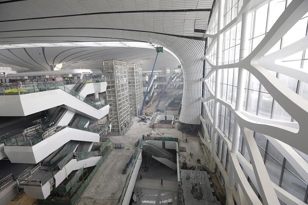 Beijing Daxing International Airport /EPA