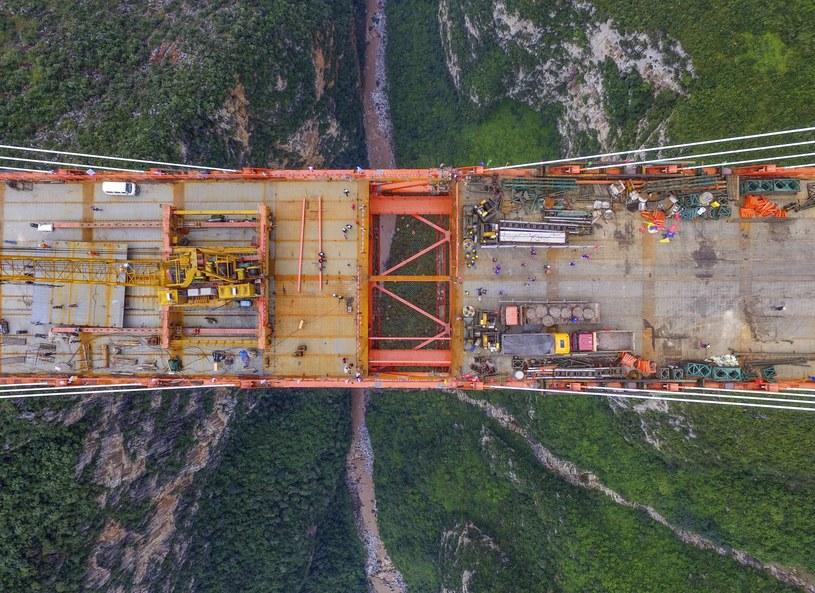 Beipanjiang Bridge /AFP