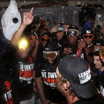 Bejsboliści San Francisco Giants w finale MLB