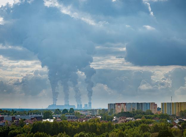 Bełchatów - panorama. Fot. Belchatow.pl /Informacja prasowa