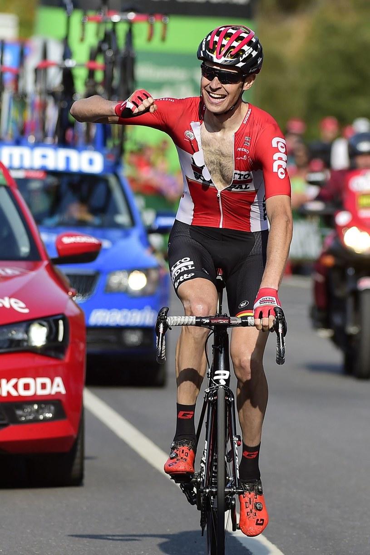 Belg Sander Armee z ekipy Lotto Soudal /AFP