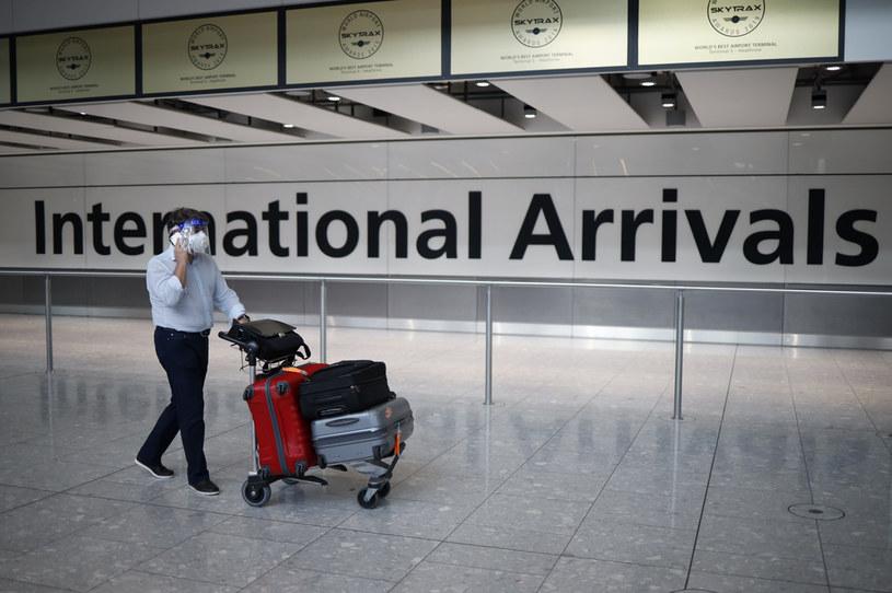 Belgia chce zaostrzyć zasady wjazdu ze stref wysokiego ryzyka, zdj. ilustracyjne /Tolga AKMEN / AFP /AFP
