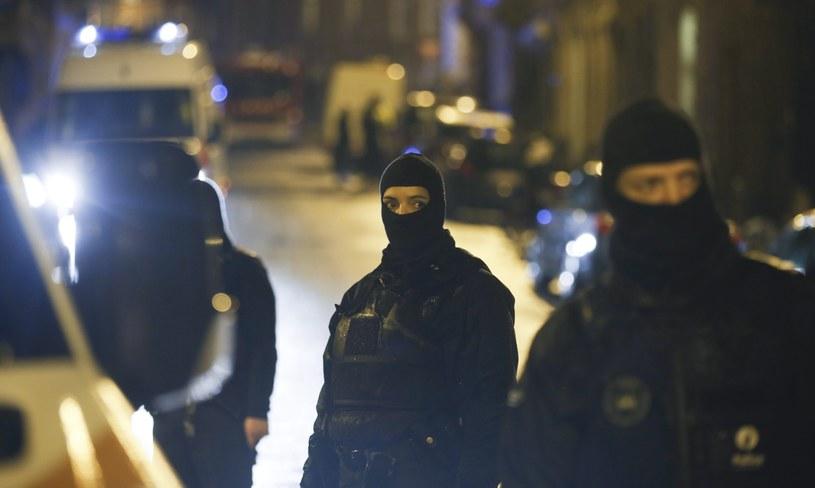 Belgia idzie na wojnę z terrorystami /PAP/EPA