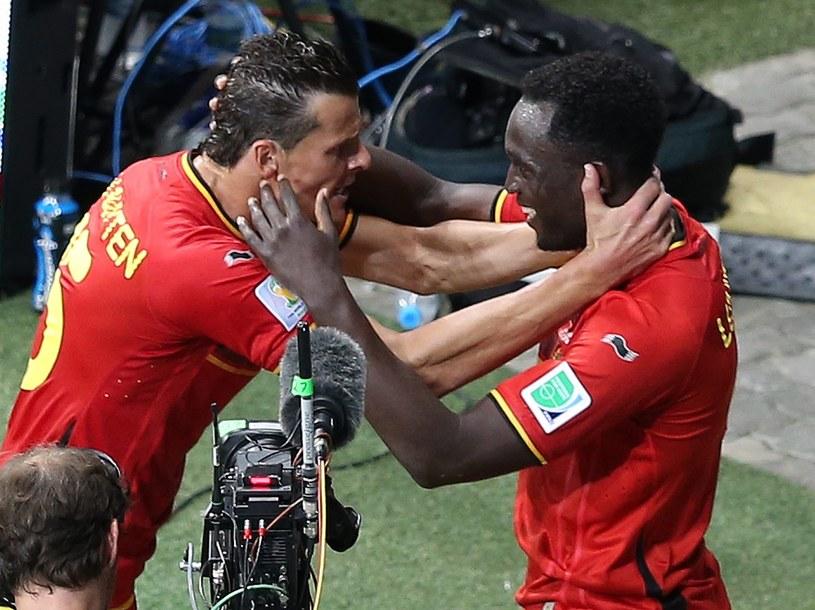 Belgia jest już w ćwierćfinale mistrzostw świata w Brazylii /PAP/EPA