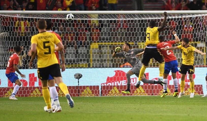 Belgia - Kostaryka /AFP