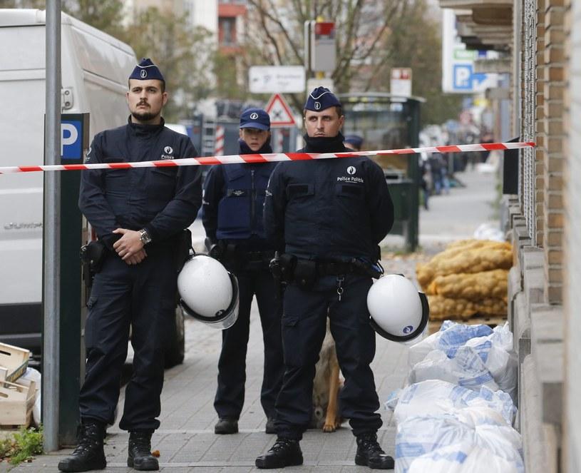 Belgia: Najwyższy stopień zagrożenia terrorystycznego /PAP/EPA