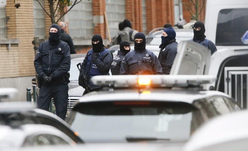 Belgia: Planowano zamachy, podobne do tych z Paryża /PAP/EPA