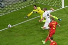 """Belgia - Włochy. """"Squadra Azzurra"""" w półfinale Euro 2020. Galeria"""