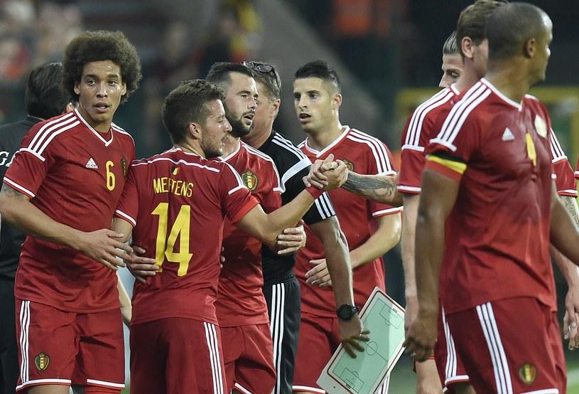Belgia wygrała z Australią 2-0 /AFP