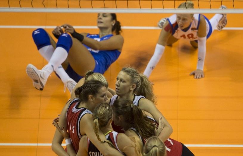 Belgijki pokonały Serbki /AFP