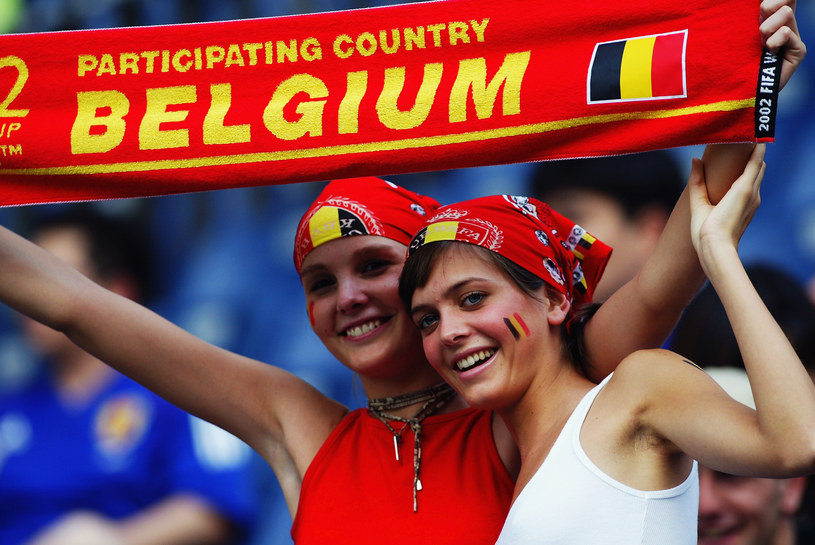 Belgijscy kibice znów mają zespół z prawdziwego zdarzenia /Getty Images