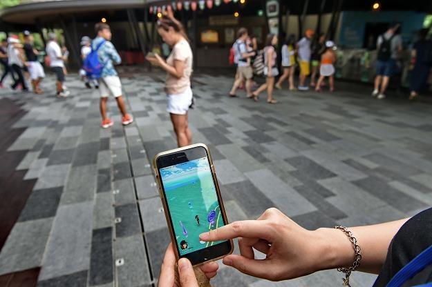 Belgijska policja będzie karać mandatami w wysokości 55 euro nieuważnych graczy w Pokemon Go, /AFP
