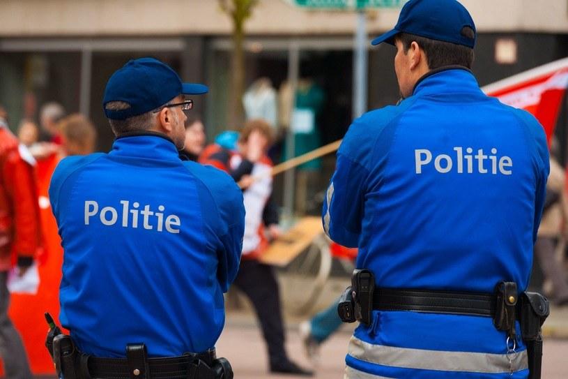 Belgijska policja /123RF/PICSEL