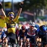 Belgijski kolarz Van Aert spał w kamperze, zdobył tytuł i zadedykował go rodzinie