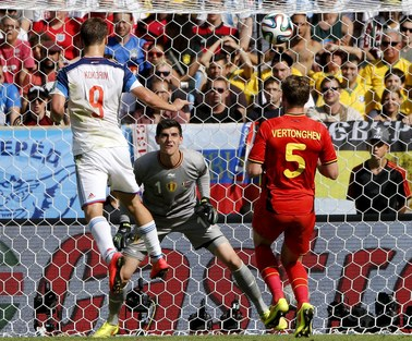 Belgowie pokonali Rosjan 1:0! Mają awans