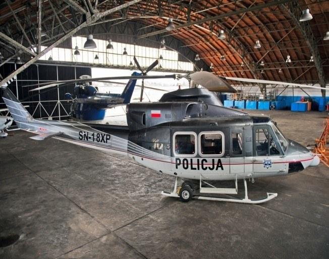 Bell 412B-HP /Policja