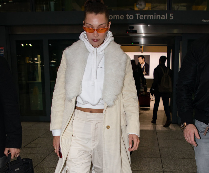Bella Hadid to nowa ikona stylu /East News