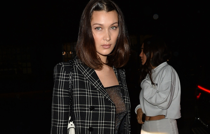 Bella Hadid /Splash News /East News