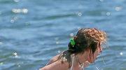 Bella Thorne: Bikini wymsknęło jej się spod kontroli