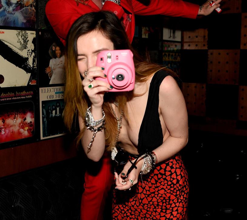 Bella Thorne /Denise Truscello /Getty Images